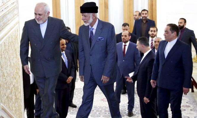 رسالتان بريطانية وأميركية إلى طهران يحملهما بن علوي
