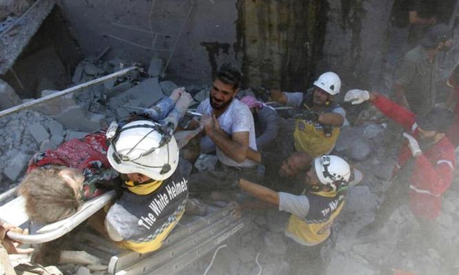 سورية: ارتفاع عددقتلى ومُصابي غارات النظام وروسيا