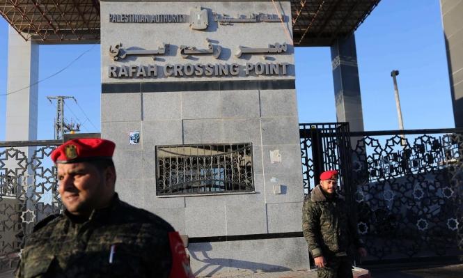 الإثنين: مصر تغلق معبر رفح في كلا الاتجاهين