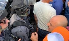 اعتقال شاب من قلنسوة لمشاركته بمظاهرة عرعرة ضد هدم المنازل