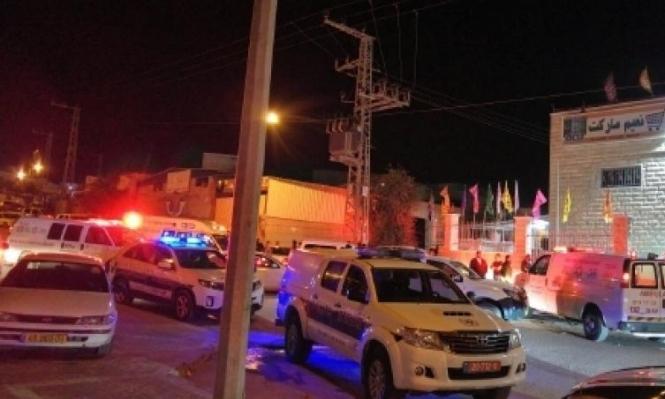 رهط: اتهام شابين بمحاولة قتل رياض الجعار