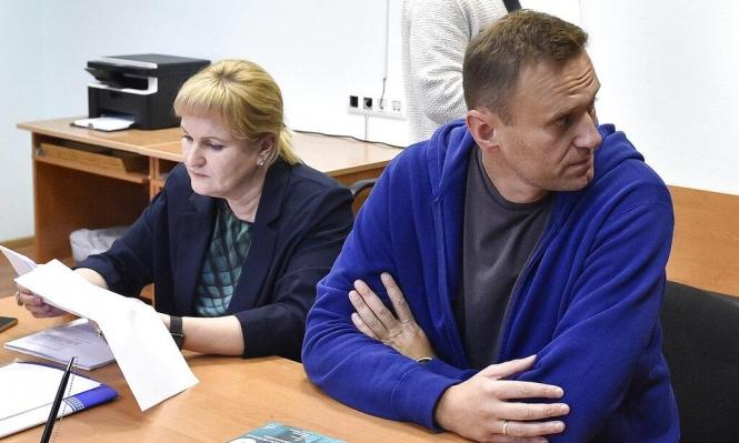 مخاوف على الحالة الصحية لمعارض روسي مسجون