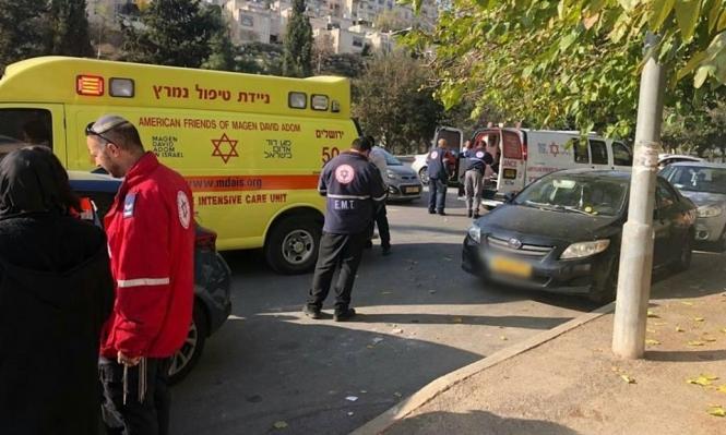 اللد: إصابة امرأة بالرصاص خلال مطاردة شوارع