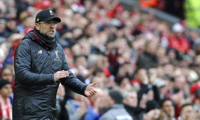 مدرب ليفربول: سنبذل قصارى جهدنا أمام مانشستر سيتي