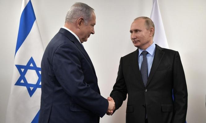 بوتين كأداة لحرب نتنياهو ضد ليبرمان على الصوت الروسي
