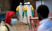 الطواقم الطبية في الكونغو ترتدي ملابس واقية، لعلاج الإيبولا