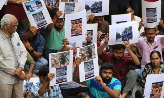مقتل 164 مدافعا عن البيئة عام 2018
