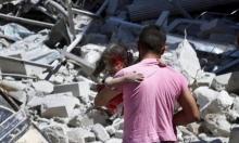 سورية: طائرة مجهولة تقصف موقعا لقوات النظام