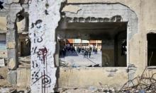 """غزة: اتحاد المقاولين يضرب عن العمل بمشاريع """"أونروا"""""""