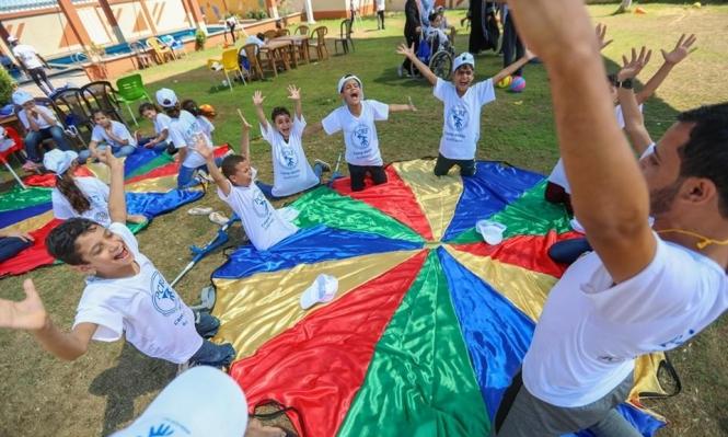 قدرة: مخيم لحلم الطفولة المبتورة تحت حصار غزة