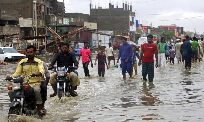 الهند: ارتفاع حصيلة ضحايا السيول إلى 216