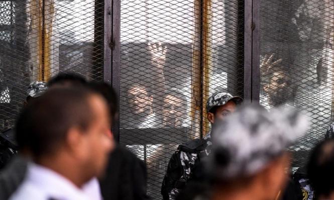 أمنستي: 130 معتقلا مصريا يخوضون إضرابا عن الطعام منذ 6 أسابيع