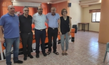 التجمع: انتخاب أبو شحادة بالمركز الثالث ومنير رابعا