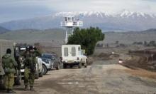 """""""سانا"""": صاروخ إسرائيلي يستهدف منطقة القنيطرة السورية"""