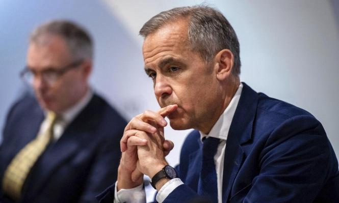 حاكم بنك إنجلترا: بريكست دون اتفاق سيسبب صدمة فورية لاقتصاد بريطانيا
