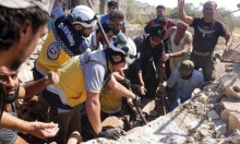 سورية: مقتل امرأة في قصف للنظام بإدلب