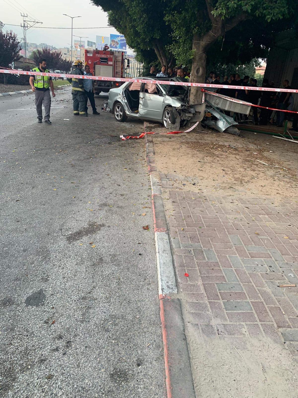 باقة الغربية: مصرع شاب وإصابة آخرين بحادث طرق
