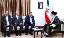 هل طلبت إيران من حماس معلومات عن مستودعات الصواريخ الإسرائيلية؟
