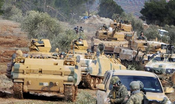 تجدد المباحثات التركية الأميركية لإقامة منطقة عازلة شمال سورية