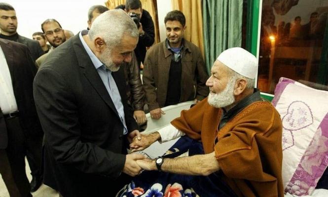"""غزة: وفاة أحمد حمدان أحد قادة """"حماس"""" التاريخيين"""