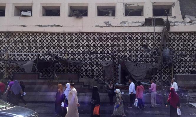 """مصر: اعتبار انفجار القاهرة """"إرهابيا"""" والداخلية تشن حملة مداهمات"""