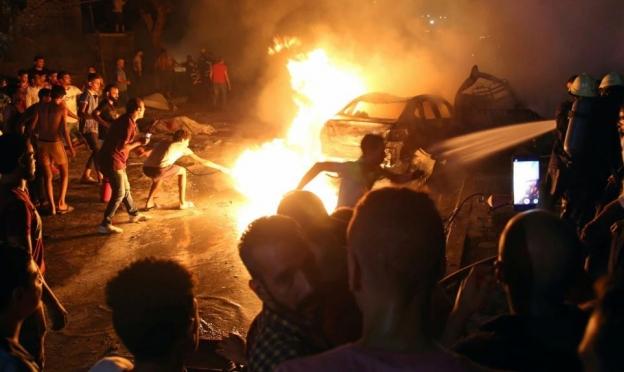 القاهرة: مصرع 19 شخصا جراء حادث سير