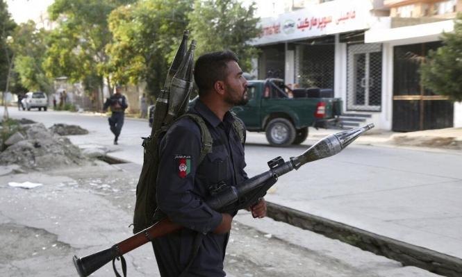 بهجوم لطالبان: شرطي أفغاني يفتح النار على زملائه ويقتل 7