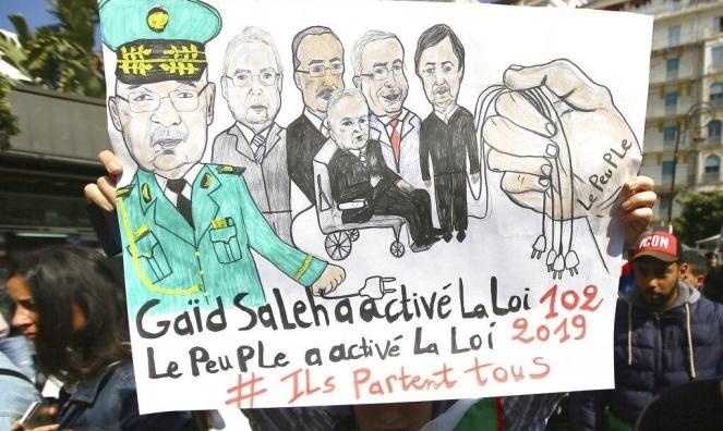 الجزائر: حبس وزيرين سابقين على ذمّة التحقيق بفسادهما