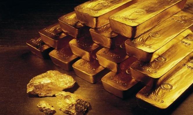 أسعار الذهب تصل الذروة منذ عام 2013