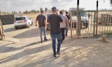 العراقيب: الشرطة تستفز الأهالي وتعتقل سليم الطوري