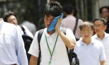 اليابان: مصرع 57 وإصابة الآلافبسبب موجة الحر