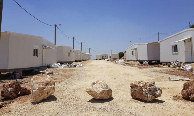 الاحتلال يصادق على مخططات بناء 2304 وحدات سكنية استيطانية
