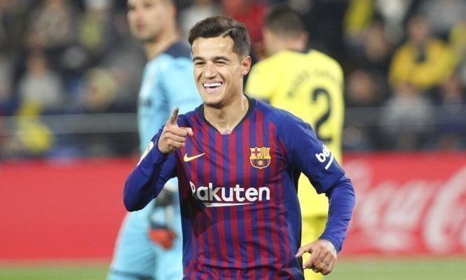 نجم برشلونة يقترب من العودة إلى البريمييرليغ
