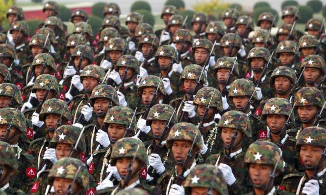 7 دول بينها إسرائيل تمول جرائم الجيش في ميانمار