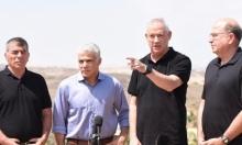 غانتس لناخبي اليمين: سنغتال قادة حماس