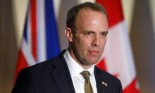وزير الدفاع البريطاني: الاستيطان يتعارض مع القانون الدولي ويجب وقفه