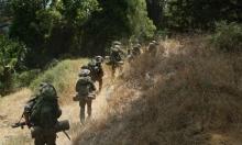 مناورة عسكرية بالخليل واعتقالات بالضفة