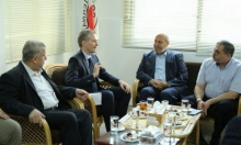 """""""الصليب الأحمر لم يبحث تبادل أسرى مع حماس"""""""