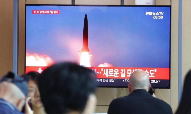كيم يحذر أميركا وكوريا الجنوبية بإجراء تجارب صاروخية