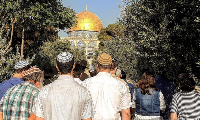 """منظمات """"الهيكل"""" تطالب نتنياهو إغلاق الأقصى أمام الفلسطينيين بالأضحى"""
