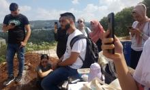 """جولة شبابية للقرى المهجّرة لمشروع """"ويكي فلسطين"""""""