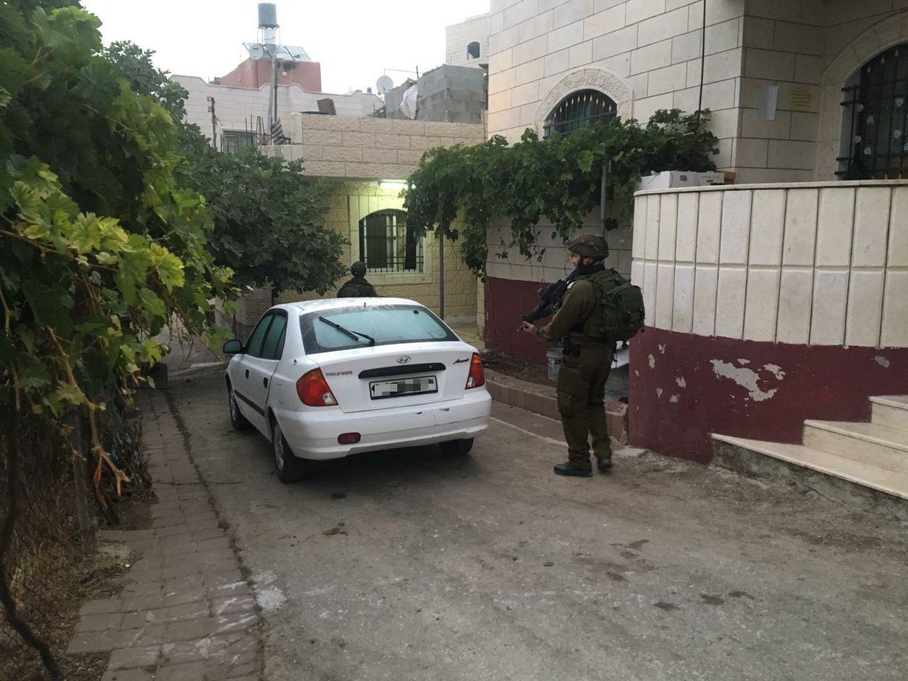 """عملية """"غوش عتصيون"""": الاحتلال يعلن اعتقال المنفِّذَين"""