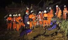 كوارث طبيعية تودي بحياة 65 شخصا في الهند وميانمار والصين