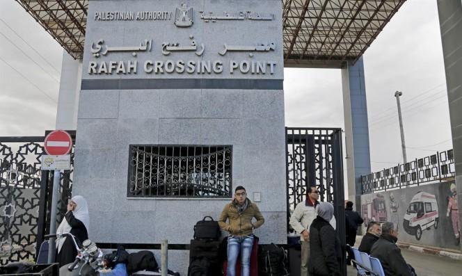 غزة: معبر رفح مغلق بالاتجاهين خلال عيد الأضحى