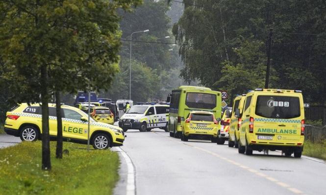 """النرويج: إصابة إثر إطلاق نار بمسجد وموقوف """"أبيض البشرة"""""""