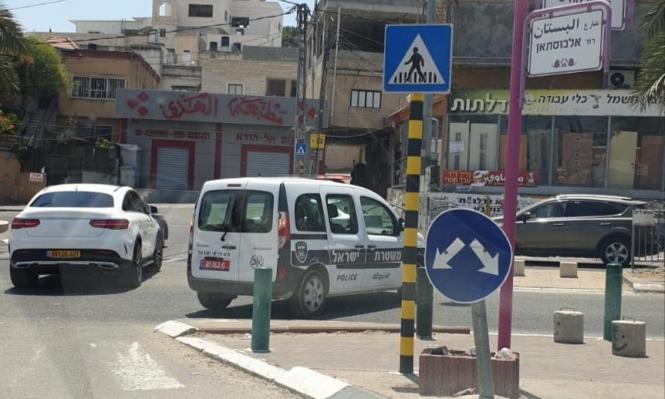 باقة الغربية: إصابة خطيرة بحادث دهس