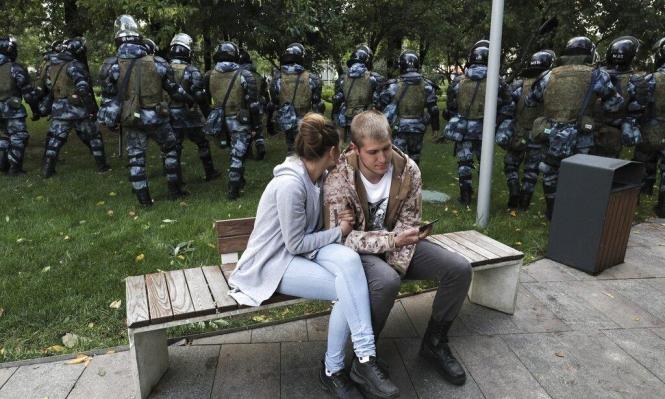 """وكالة: """"يوتيوب"""" تسهّل وتساعد حركة الاحتجاج الروسية"""