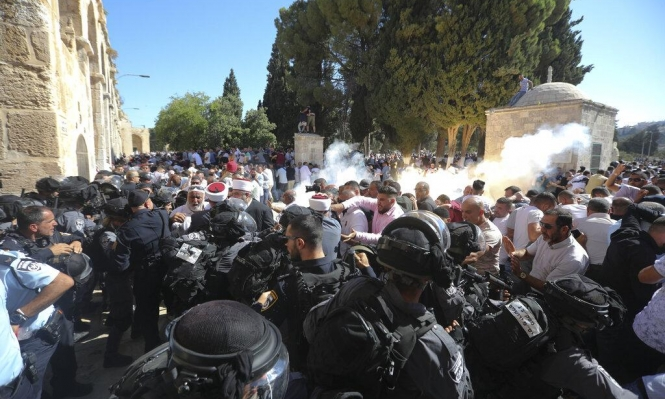 نتنياهو يدعم اقتحام الأقصى؛ السلطة: يحول الصراع السياسي إلى ديني