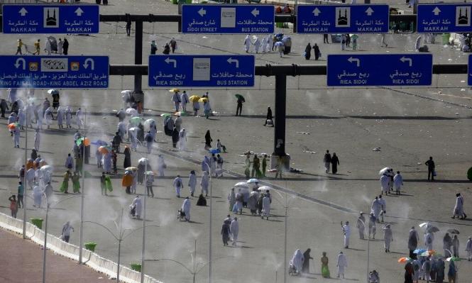 نقل الحجاج أحد تحديات السعودية في موسم الحج