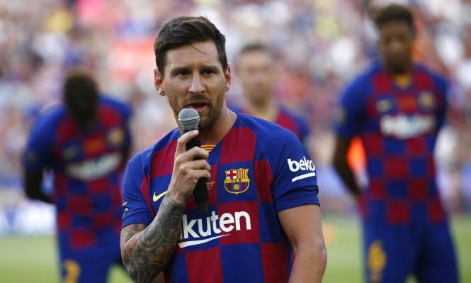 مدرب برشلونة يعلن خبرا سيئا عن ميسي!